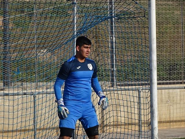 AARYAN SAROHA SPANISH PRO FOOTBALL ACADEMY