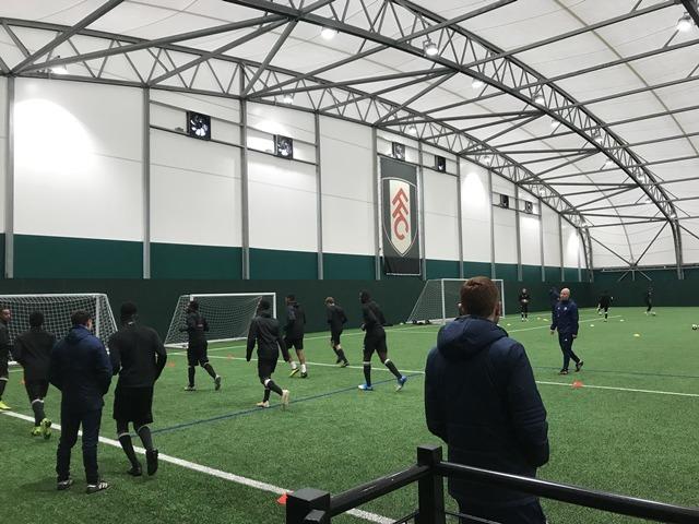Fulham SPF Academy web