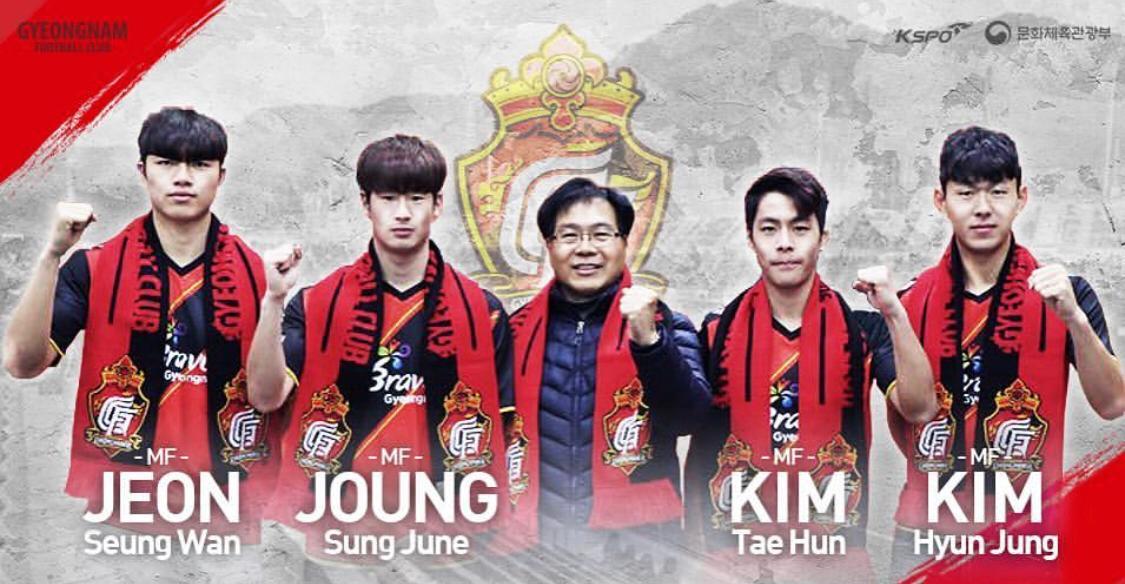 Kim Tae Hun Gyeongnam FC