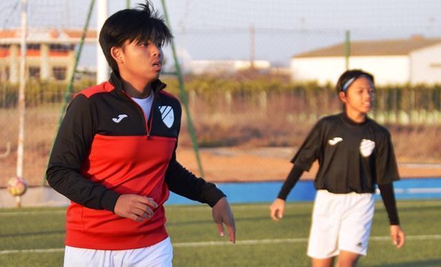 Mafridza Riansyah Putra & Atharasyah Nakhalah Ramadhan Young Football Academy Spain