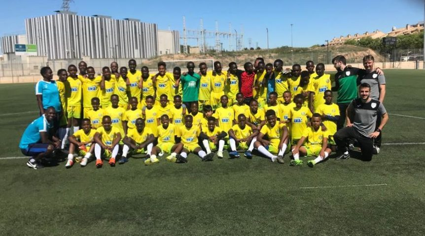 Kenia Football Academy Spain