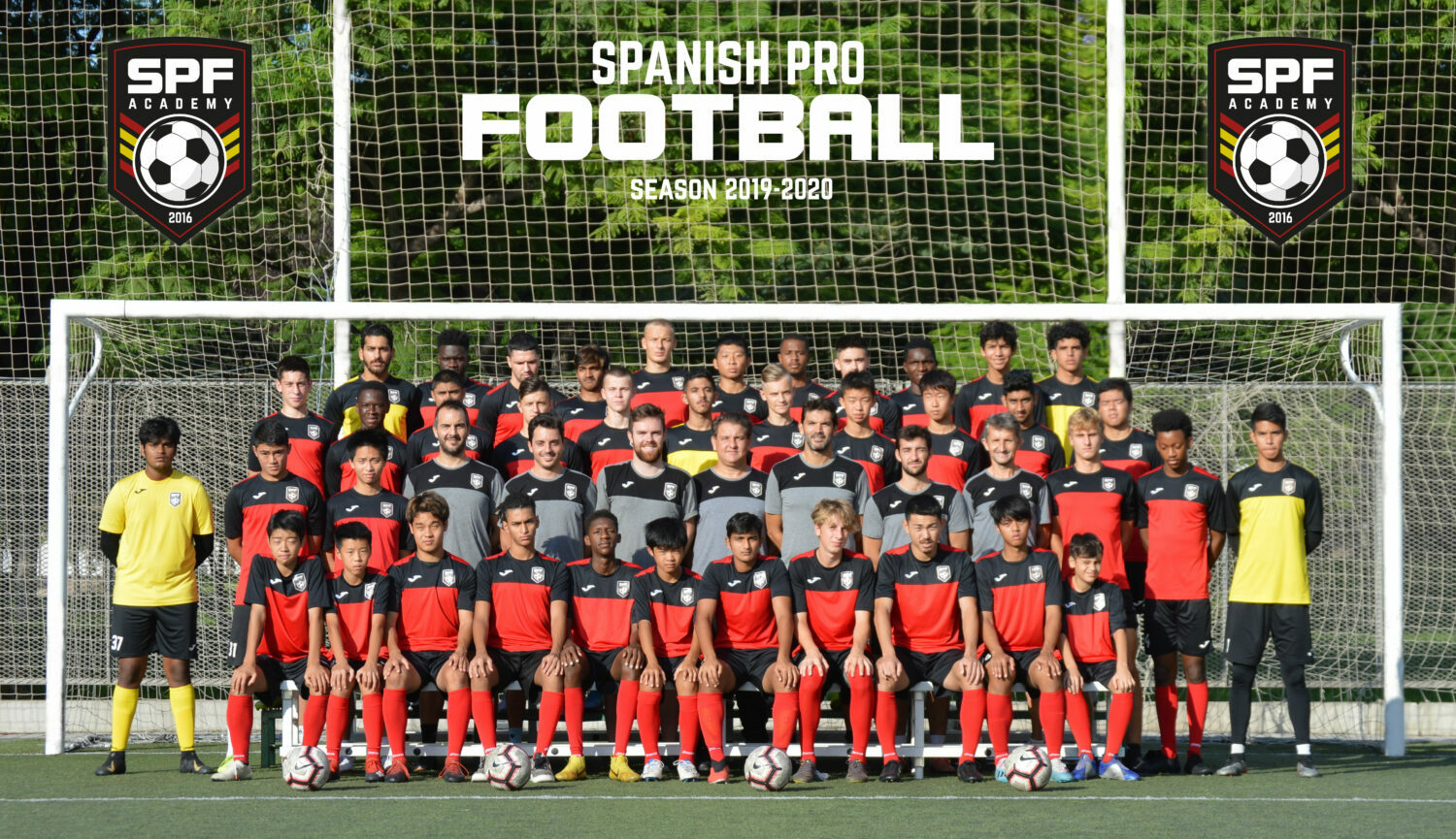 soccer academy in spain