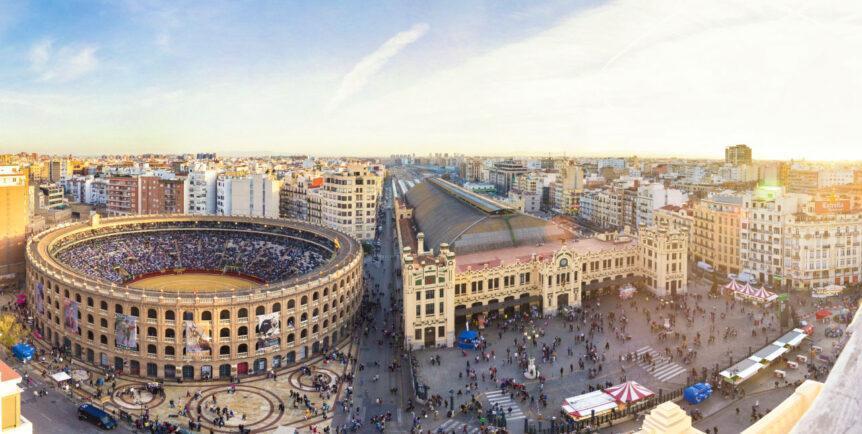 Valencia soccer city