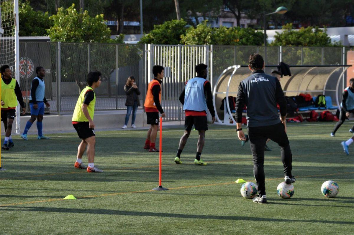 SPF Academy Soccer Training