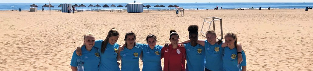 summer soccer camps in spain tournaments