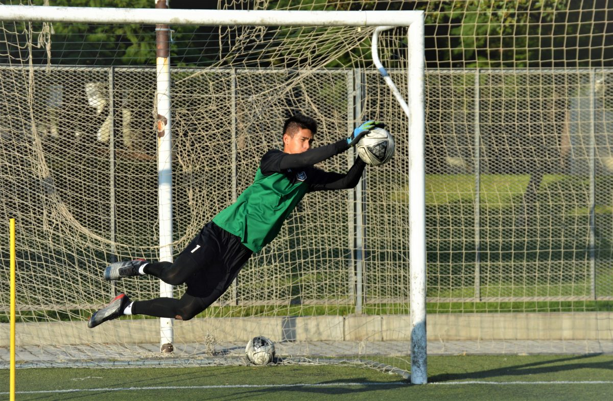 spf academy goalkeeper