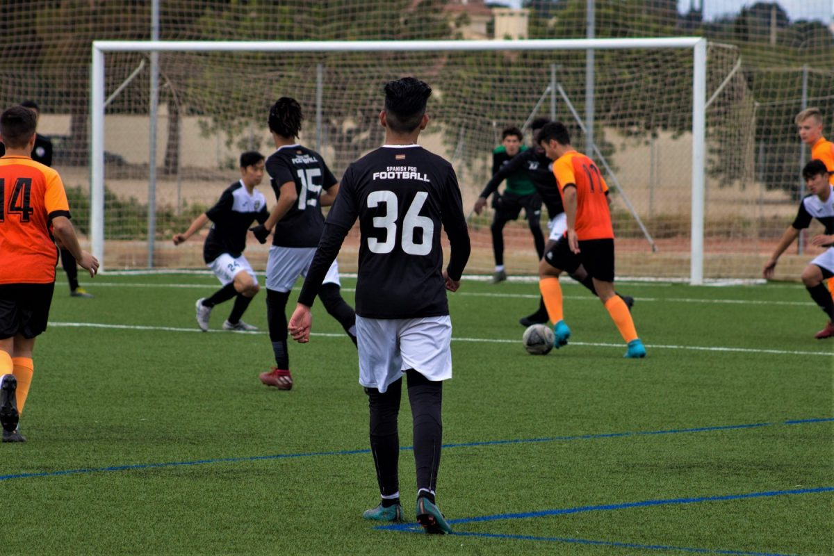 soccer high-perfomance academy in Spain