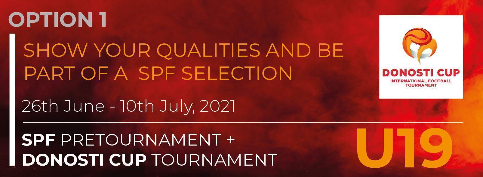 Donosti Cup SPF Academy Soccer International Tournament