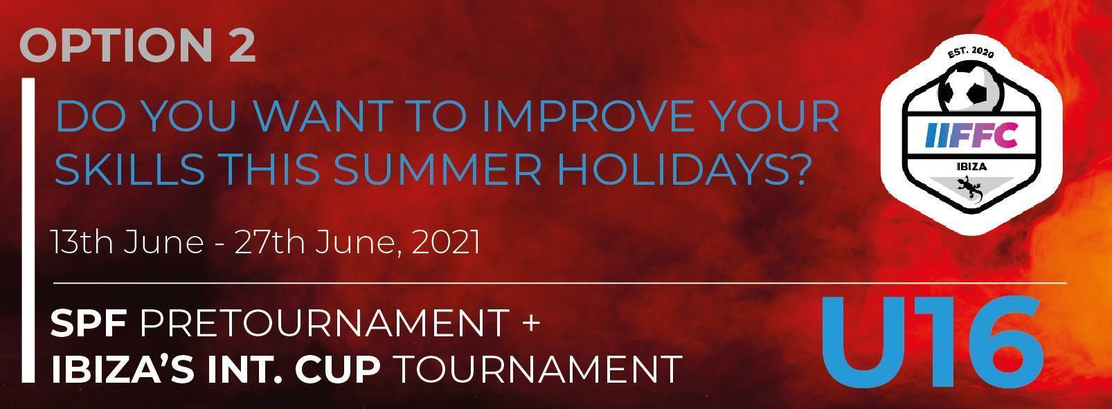 Ibiza's Cup SPF Academy Soccer International Tournament