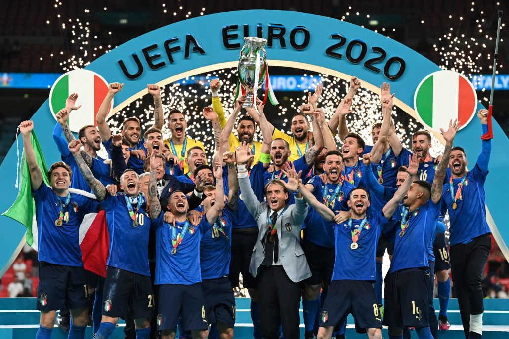 italy won euro 2020