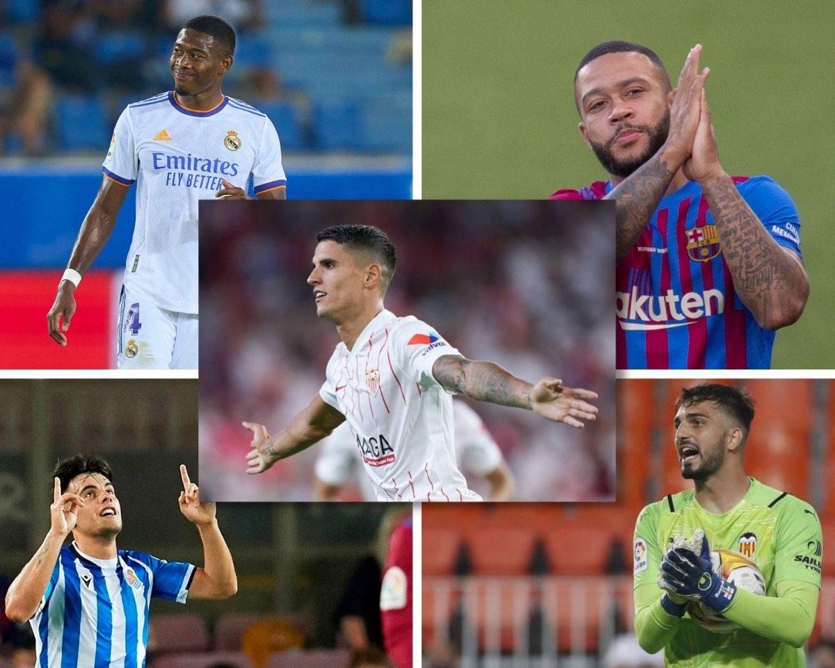 best players LaLiga Spain